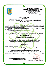 Authorization to conduct nuclear activities (II)
