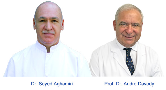 Dr. Seyed Aghamiri, Prof. Dr. Andre Philippe Davody